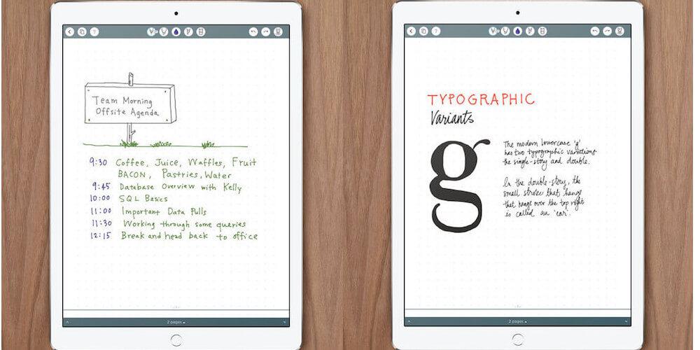 Penultimate-Best Handwriting Apps For iPad In 2018