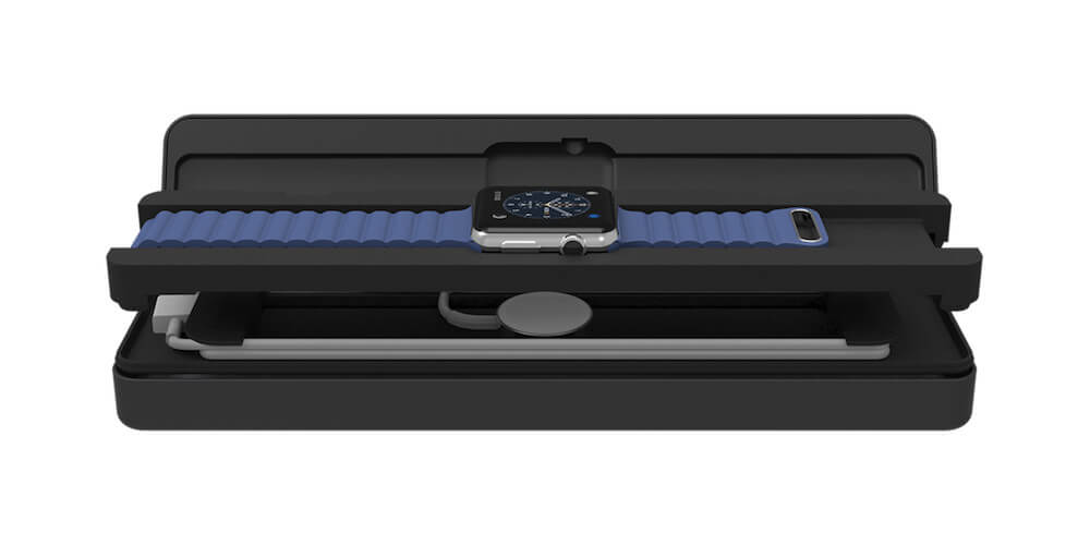 Proper WatchKeeper Dock And Case-Best Apple Watch Accessories