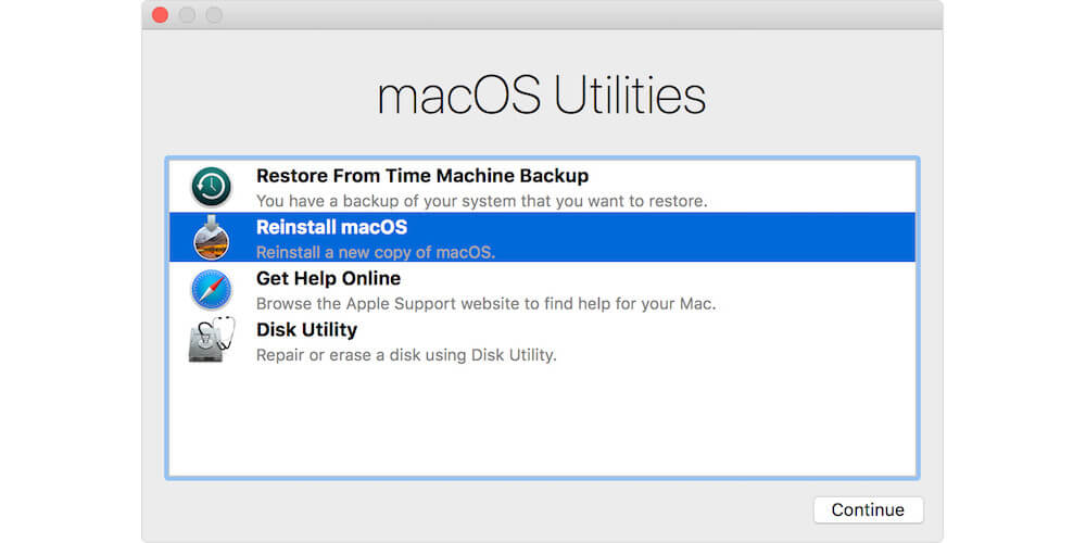 Reinstall macOS From Scratch-How To Reset A Mac Before Selling It