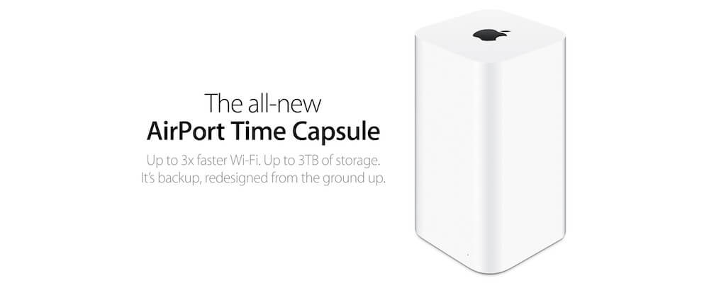 Time Capsule-Airport Time Capsule Comparison With Time Machine Backups