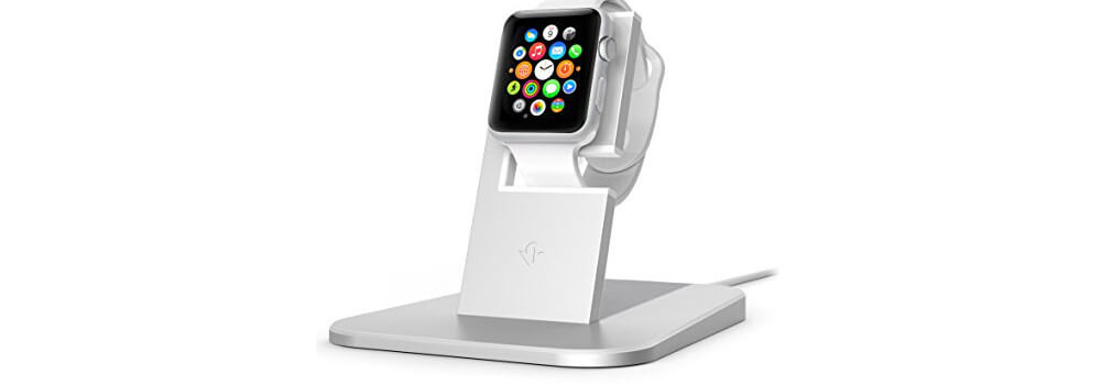 Twelve South HIRIse Stand-Best Apple Watch Accessories