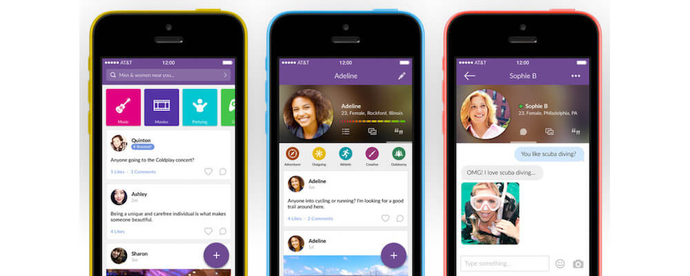 Skout-Best iPhone Apps To Meet New People In 2018