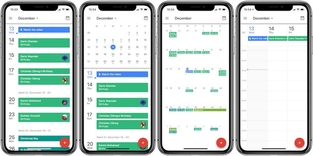 Google Calendar -Our Pick For The Best Calender App