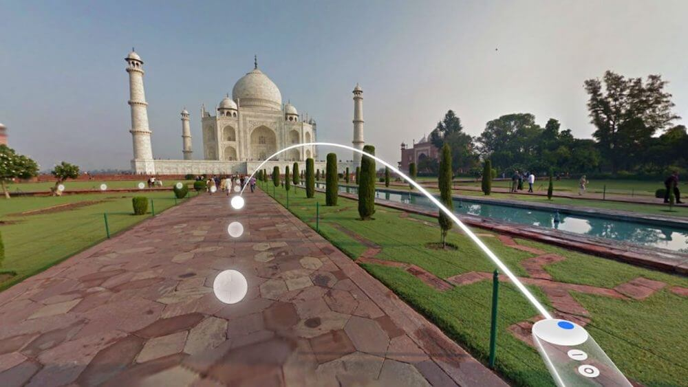 Google Street View-Top 10 Best VR Apps For iPhone