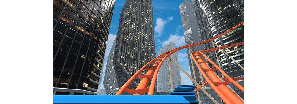 VR Roller Coaster-Top 10 Best VR Apps For iPhone
