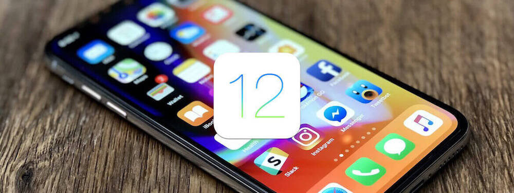 iOS 12-Important Announcements From WWDC 2018