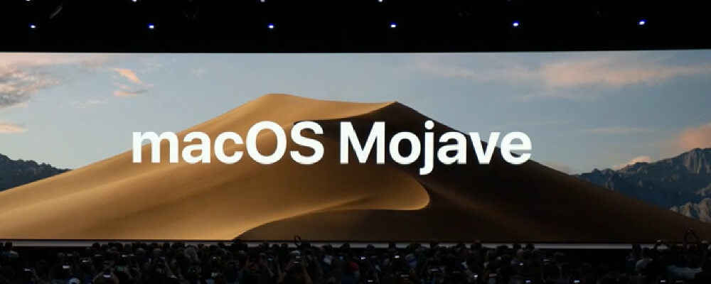 macOS 10.14-Important Announcements From WWDC 2018