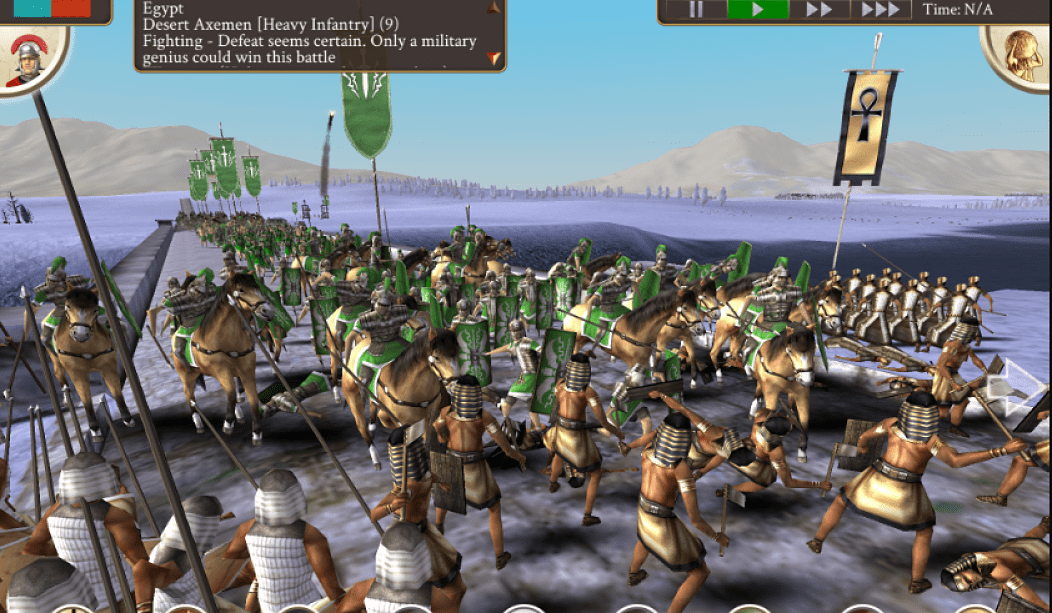 Rome: Total War Now Coming To iPhone With A Free Download With iPad